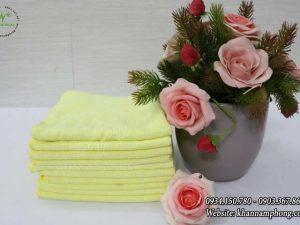 khăn lau xe chuyên dụng