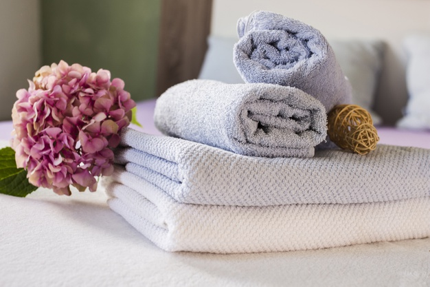Khăn tắm spa -khách sạn vật dụng nhỏ vai trò lớn