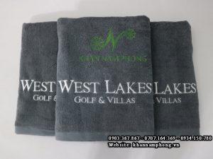 Khăn khách sạn West Lakes
