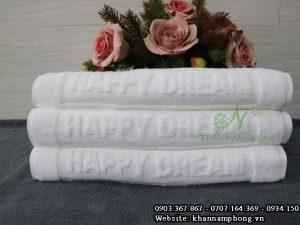 Khăn cho khách sạn Happy Dream