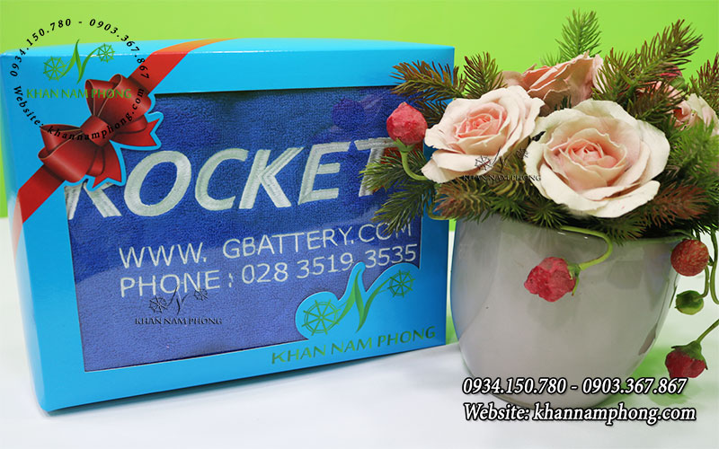 Khăn QT Rocket 34*80cm