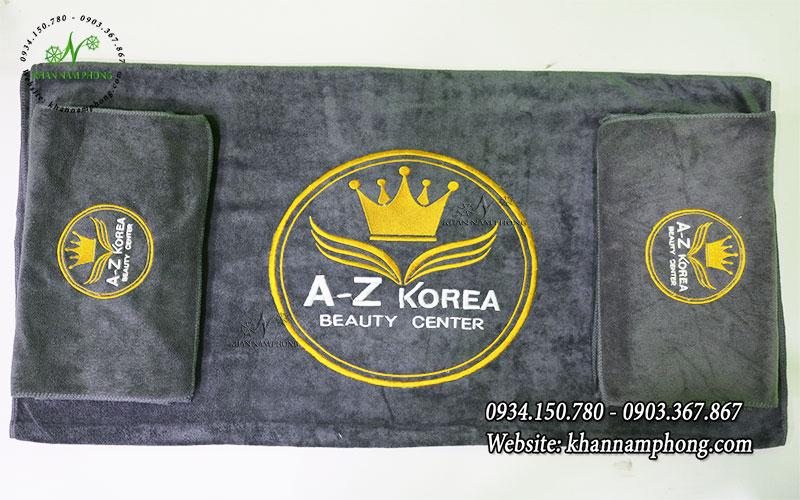 Khăn Trải Giường Microfiber A-Z Korea Beauty Center