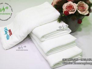 Khăn cho nhà nghỉ, khách sạn Hotel Hương Đào