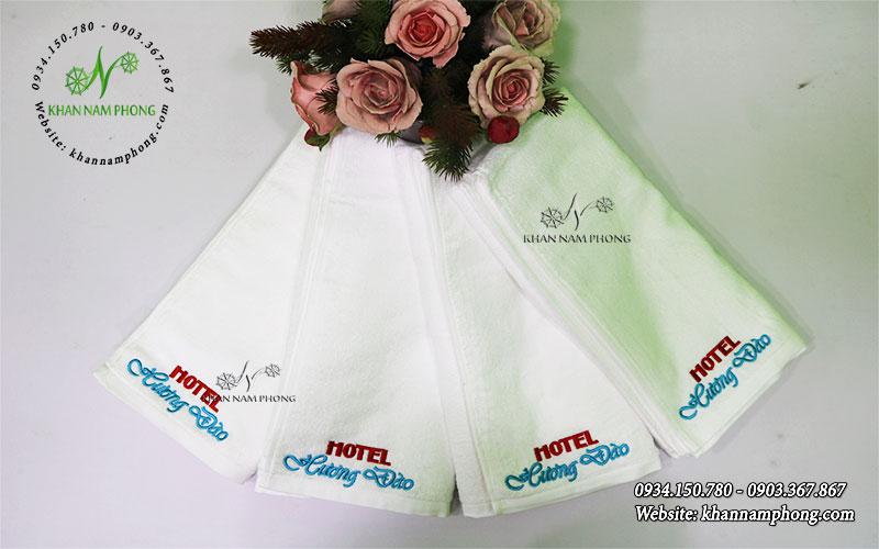 Khăn Body, Khăn Tắm Cotton Cao Cấp Hotel Hương Đào