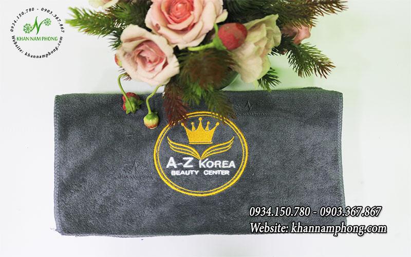 Khăn Mặt Microfiber Cao Cấp A-Z Korea Beauty Center
