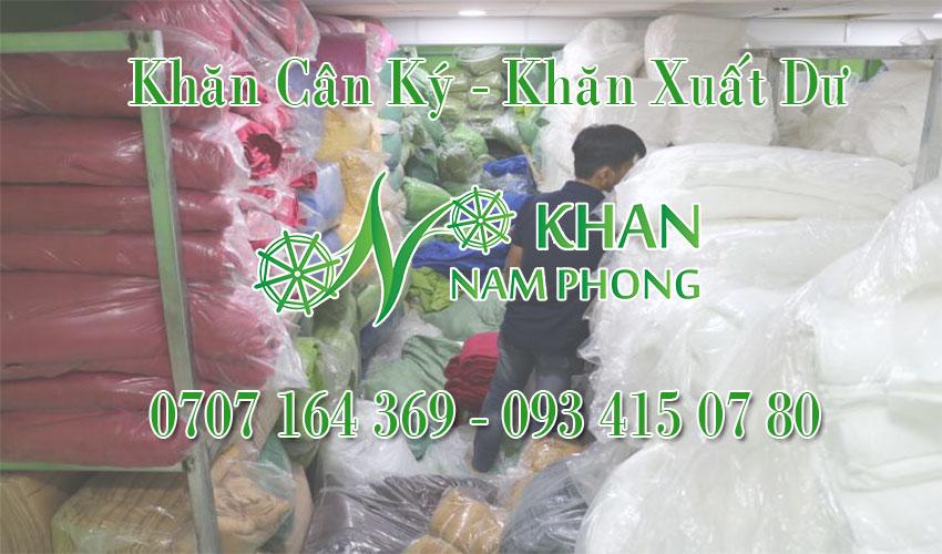 Khăn Xuất Dư - Khăn Cân Ký TPHCM