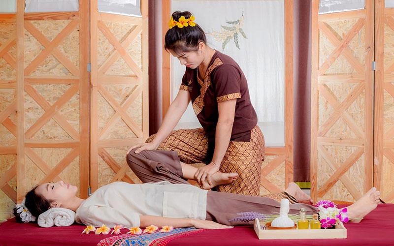 Công dụng mà massage Thái mang lại