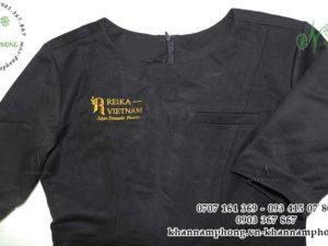 đồng phục của Reika VetNam màu đen