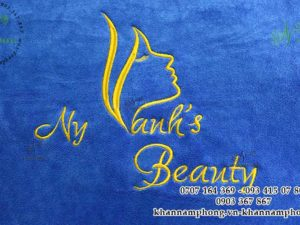 khăn Spa của Ny Anh's Beauty chất liệu Microfiber