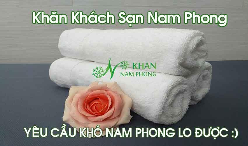 Khăn Khách Sạn Nam Phong