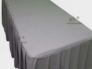 Ga giường Spa màu Xám chất liệu thun Hàn Quốc