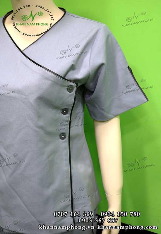 Đồng phục kỹ thuật viên Spa Nam Phong