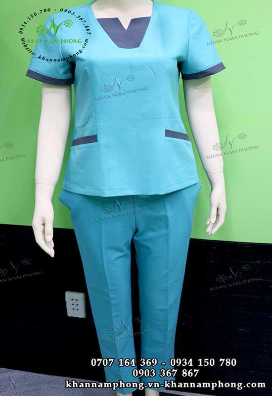 Đồng phục Spa của Nam Phong