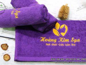 Khăn Spa cao cấp của Nam Phong