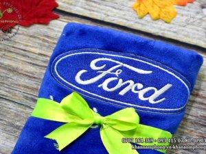 Khăn quà tặng của Ford Sài Gòn