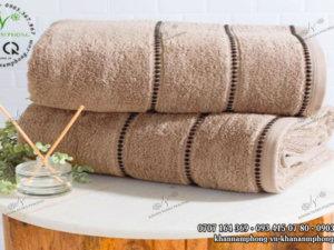 Mẫu khăn tắm cao cấp của Nam Phong