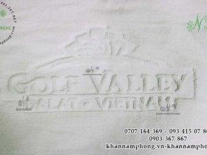 khăn Golf Valley Dalat - Vietnam