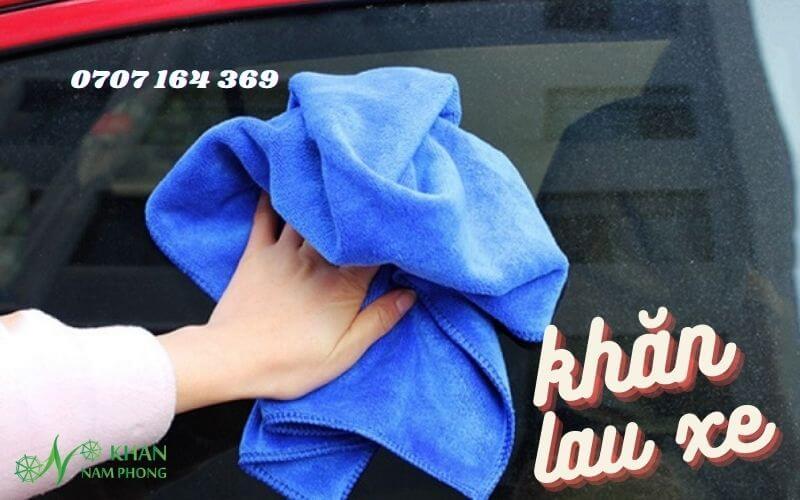 Hình ảnh sản phẩm khăn lau chuyên dung do Nam Phong cung cấp
